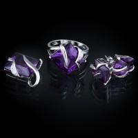Strieborné Sety - súpravy šperkov