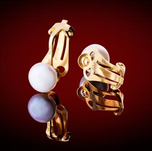 b75d8625a Náušnice zlaté, perly 238.78€ - Diamantové náušnice - Sperky7.sk